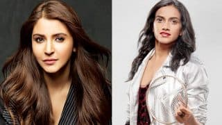 Bollywood Actress Anushka Sharma and Badminton World Champion PV Sindhu in Forbes 30 Under 30 Asia List