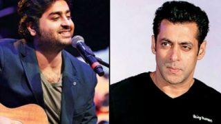 सलमान की नाराजगी के बावजूद अरिजीत ने गाया गाना 'दिल दियाँ गल्लां', शायद दोनों के बीच अब कुछ अच्छा हो जाए