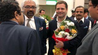 Congress May Nominate Sam Pitroda to Rajya Sabha From Gujarat After Siddaramaiah Says 'no Outsiders' in Karnataka
