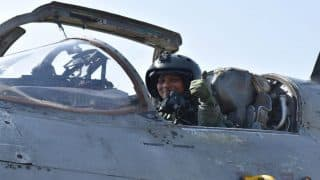 Bhawana Kanth Becomes Second Indian Woman Fighter Pilot to Fly MiG-21 Bison Solo