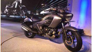 suzuki launched intruder fuel injection variant in india | फ्यूल इंजेक्शन वेरिएंट के साथ भारत में लॉन्च हुई Suzuki intruder, जानें कीमत
