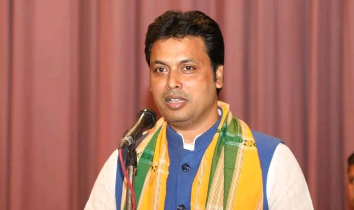 BJP makes history in Tripura