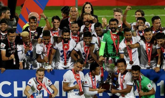 File picture of Chennaiyin FC.