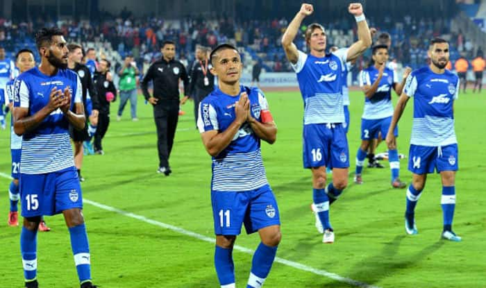 File picture of Bengaluru FC (Getty).