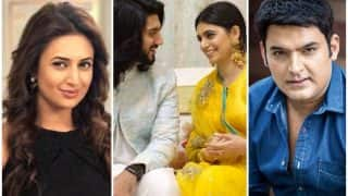 Divyanka Tripathi's Alien Dance Video Goes Viral, Kunal Jaisingh Get Engaged, Kapil Sharma Cancels Shoot With Tiger Shroff - Television Week In Review