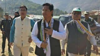 CM Conrad Sangma to Contest in Meghalaya Assembly Elections Tomorrow; State Will go to Bypolls in 2 Constituencies