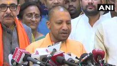 राज्यसभा चुनाव: शानदार प्रदर्शन के बाद बीजेपी में खुशी की लहर, योगी ने सपा पर कसा तंज