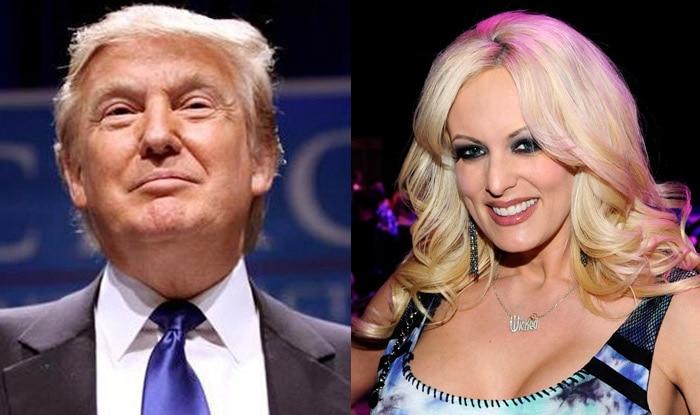 Porn Star stormy daniels interview on donald trump