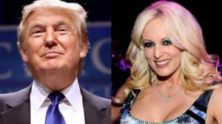 Donald Trump Denies Allegations of Sexual Affair With Porn Star Stormy Daniels