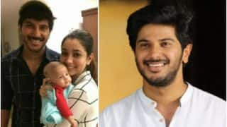 Dulquer Salmaan's Latest Instagram Post Proves That His Daughter Maryam Is A Daddy's Girl - See Video
