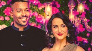Elli AvrRam Spotted Once Again With Rumoured Boyfriend Hardik Pandya, Why is Elli Hiding Her Face?