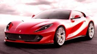 The Most Powerful Ferrari Sportscar, 812 Superfast, Launched In India At Rs 5.20 Crore