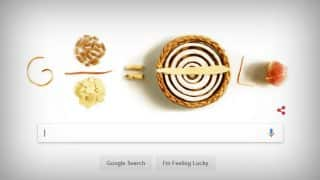 Google Doodle Celebrates 30th Anniversary of Pi Day