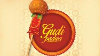 Gudi Padwa 2018: All You Need To Know About The Maharashtrian Happy New Year