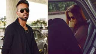 Hardik Pandya And Elli AvrRam Are Dating And It's No More A Secret! - See Pics
