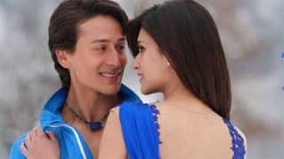 Tiger Shroff, Kriti Sanon Get Nostalgic as Heropanti Completes 4 Years Today