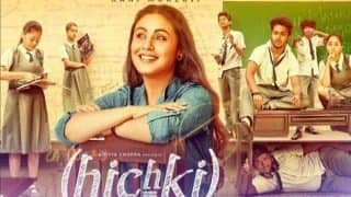 Rani Mukherji's Hichki selected for a screening at The Shanghai International Film Festival; Read Deets Inside