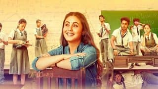 Rani Mukerji Overwhelmed With Hichki Success; Thanks Fans For Making Her A Part Of Their Families