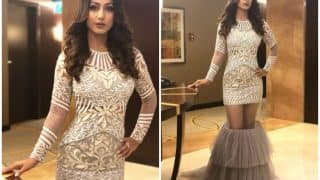 TV Actress Hina Khan Slams Haters After Being Trolled for Wearing a Fishtail Dress at NRI Achievers Awards