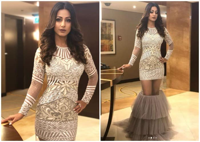Tv Actress Hina Khan Slams Haters After Being Trolled For Wearing A