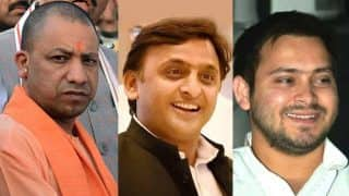 UP Bypolls Results: BJP Stunned as SP Wins Gorakhpur, Phulpur; Tejashwi Proves His Worth as RJD Retains Araria, Jehanabad Seats in Bihar