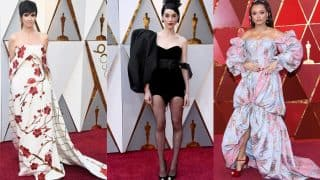 Oscars 2018: List of Worst Dressed Stars of 90th Academy Awards