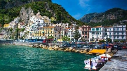 National Geographic Takes You On a Trip Along the Amalfi Coast in Italy! WATCH VIDEO