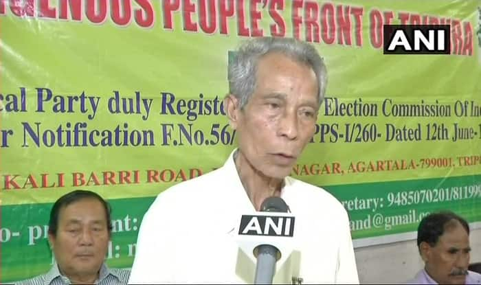 Tripura: BJP and its ally IPFT to elect their leader