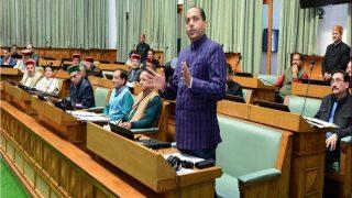 हिमाचल प्रदेश बजट 2018: सीएम जयराम ठाकुर ने पेश किया पहला बजट, ये हैं बजट की 10 बड़ी बातें
