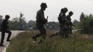 Jammu And Kashmir: Terrorist Killed in Encounter With Security Personnel in Budgam