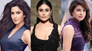 Women's Day: What If Katrina Kaif, Priyanka Chopra, Kareena Kapoor Khan Dominated The Posters Of Tiger Zinda Hai, Bajirao Mastani and Talaash?