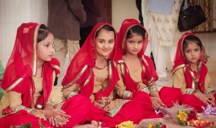 Durga Ashtami,nari