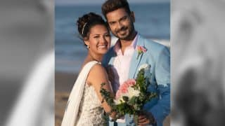 Bigg Boss 9 Fame Keith Sequeira And Rochelle Rao Tie The Knot - See Pics