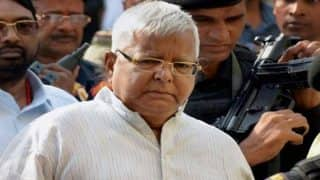 Fodder Scam Case: Judgement to be Pronounced at 2pm Today, Lalu Yadav Won't be Present in Court