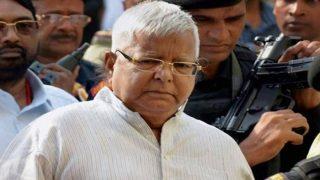 भाजपा के जाल में फंसना होगा राहुल का इस्तीफा, साबित होगा आत्मघाती: लालू