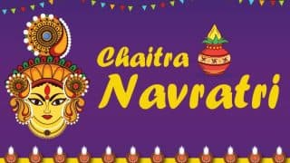 Chaitra Navratri 2018: Day 1 Fasting, Rituals And Significance