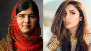 एक्ट्रेस माहिरा खान ने किया मलाला का पाकिस्तान में स्वागत, कहा- 'बेबी गर्ल'