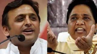 Lok Sabha Elections 2019: Mayawati, Akhilesh Yadav Agree on Alliance in Uttar Pradesh, Announcement Likely Later This Month, Says SP Leader
