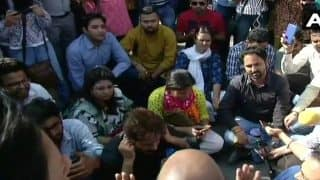 Media Associations Protest Outside Delhi Police HQ, Demand Strict Action Against Police Personnel For Molesting Journalists