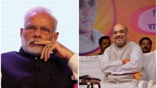 Prime Minister Narendra Modi, Amit Shah And Other BJP Lawmakers to Fast Today Against Budget Session Washout