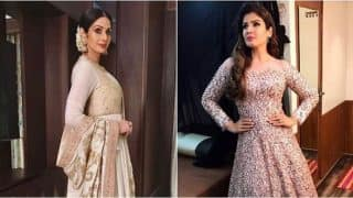 Raveena Tandon Slams A User On Twitter For Questioning Sridevi's Credentials To Deserve A Cremation With State Honour