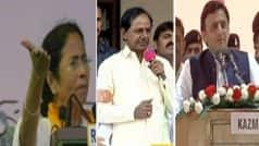 BJP को हराने नए गठबंधन के लिए तेज हुई पॉलिटिक्स, इन बयानों से बदल रही कल की सियासत की तस्वीर