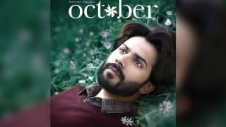 October First Look: Varun Dhawan Sheds His Boy Next Door Image For This Unusual Love Story
