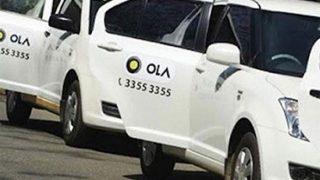 irctc ties up with ola railway passengers can book ola cab with irctc irctc app | अब IRCTC एप और वेबसाइट के जरिए भी बुक कर सकते हैं OLA कैब