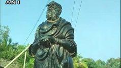 तमिलनाडु में पेरियार की और एक प्रतिमा क्षतिग्रस्त, राहुल ने कहा अपने कार्यकर्ताओं को उकसा रहे हैं बीजेपी-आरएसएस