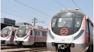 Delhi: One Dead as Acid Can Falls on Six Persons From Under-construction Shiv Vihar Metro Station on Pink Line