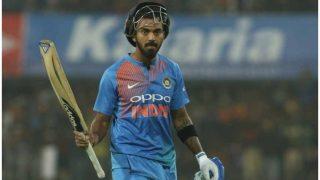 लोकेश राहुल को 'दो कदम' पीछे जाना पड़ा महंगा , T20I में पड़े अलग-थलग