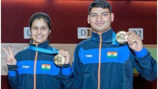 16 साल की मनु भाकेर ने वर्ल्ड कप शूटिंग में जीता दूसरा गोल्ड, भारत को बनाया नंबर वन