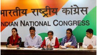 महिला कांग्रेस अध्यक्ष ने कहा, 'महिलाओं के लिए आपातकाल' पर प्रधानमंत्री चुप क्यों हैं
