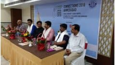 गुजरात में IIMC का कनेक्शन्स 2018, अहमदाबाद में मना जश्न